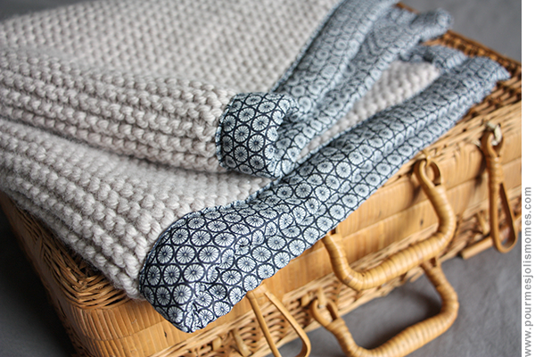 couverture-bebe-tricot-tissus