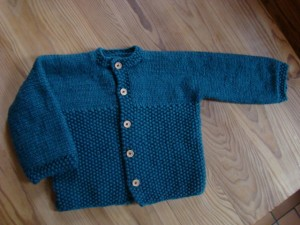 veste-tricotee