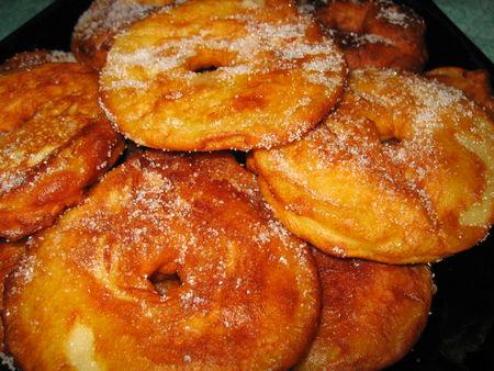 beignets de pommes aux 233 pices la au bout des doigts le nouveau