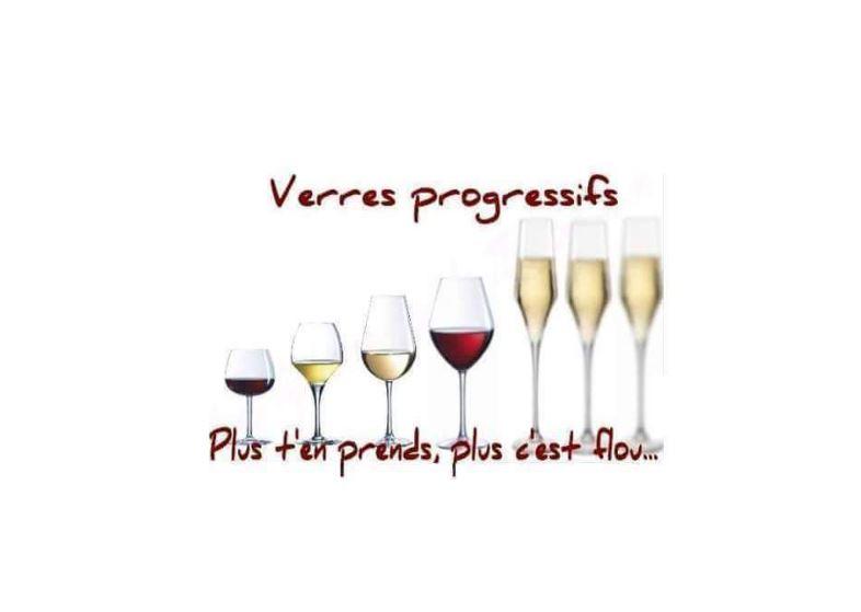 Humour Verres progressifs ...