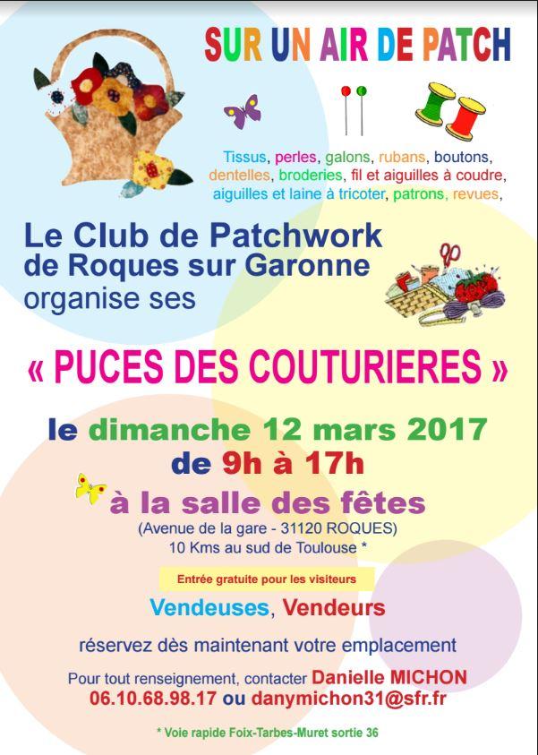 Affiche Roques sur Garonne 31
