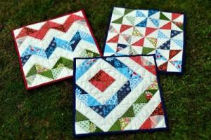 Mini quilt 2