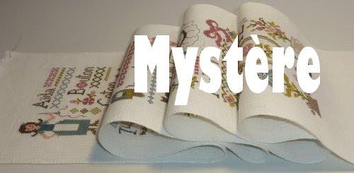 Grille mystère