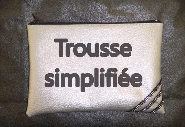 Trousse simplifiée