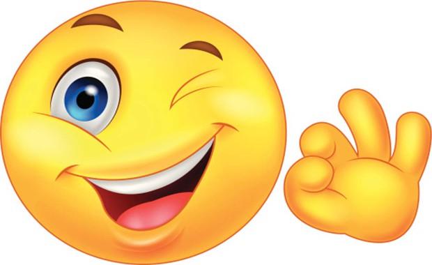 Smiley Clin D Oeil Gif La Passion Au Bout Des Doigts Le Nouveau Blog